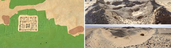 Zaginiona cywilizacja w sercu Sahary. Publikację blokował Kaddafi