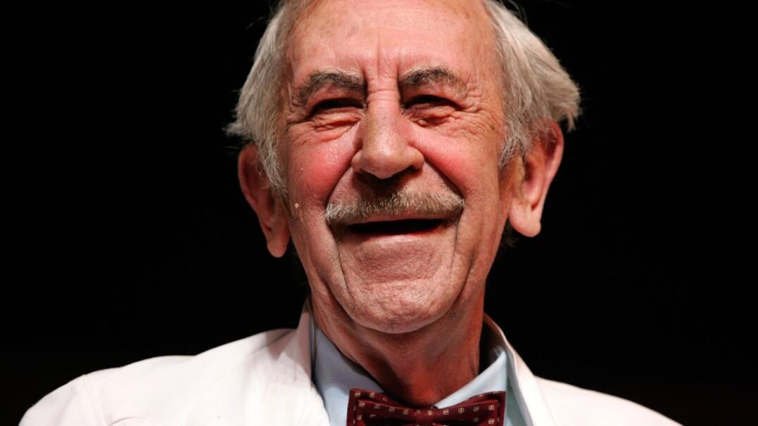 Grał w kabarecie Dudek i w filmach Barei. Jan Kobuszewski skończył 85 lat