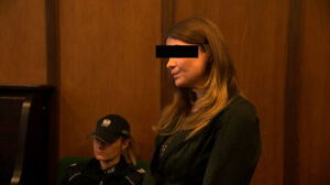 Była strażniczka i jej wspólnik skazani za brutalne morderstwo