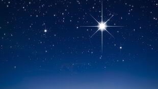 Pierwsza gwiazdka w Wigilię. Kiedy wypatrywać jej na niebie?