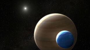 Możliwe, że po raz pierwszy zauważono księżyc spoza Układu Słonecznego
