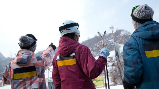 Igrzyska bez śniegu? Zimy w Pekinie <br /> bywają białe, a ponadto są mroźne