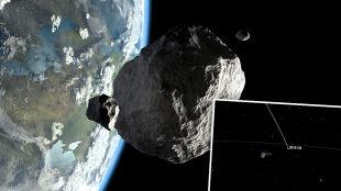 Jeden tydzień, dwie asteroidy. Nieczęsto zbliżają się do Ziemi tak bardzo