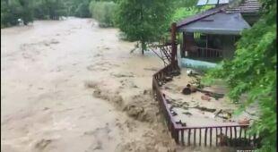 Powodzie w Turcji