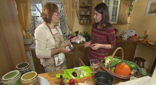 Przepis na zupę z dyni na szczęście według Zoi Żak